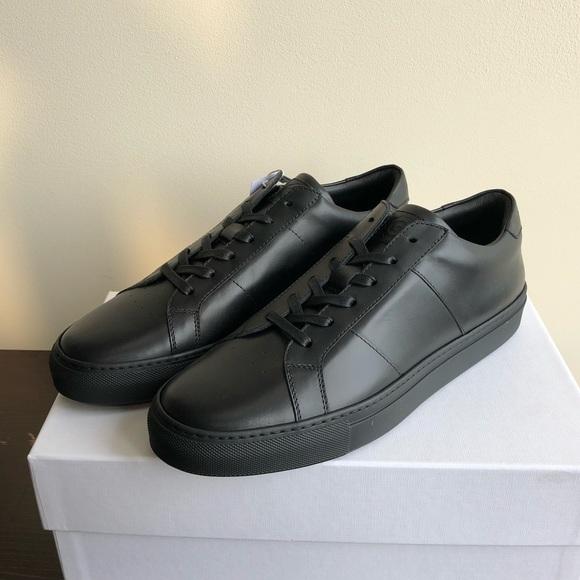 Greats Mens Handmade Italian Leather